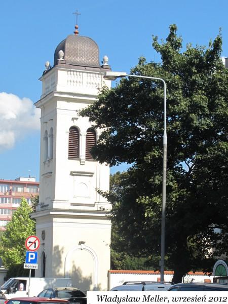 Zegar, W-wa, Św. Michał, Puławska, Dzwonnica