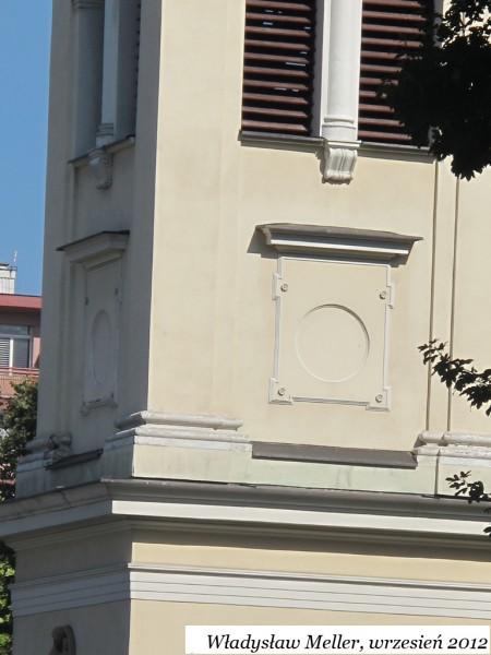 Zegar, W-wa, Dzwonnica św. Michał, Puławska