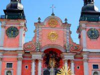 zegary bazyliki w Świętej Lipce