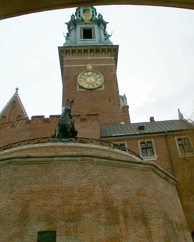 Zegar Kościoła Katedralnego na Wawelu